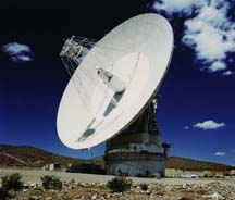 Goldstone Radar Dish